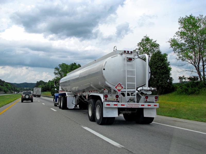 Więcej ciężarówek pomiędzy Milwaukee a Green Bay