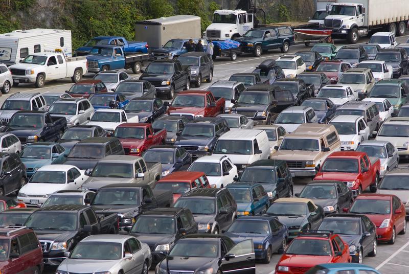 1,8 miliona samochodów na autostradach Illinois w przeddzień Thanksgiving