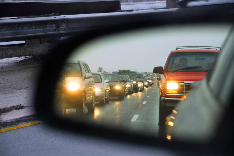 Ponad 93 miliony Amerykanów udało się w świąteczną podróż samochodami