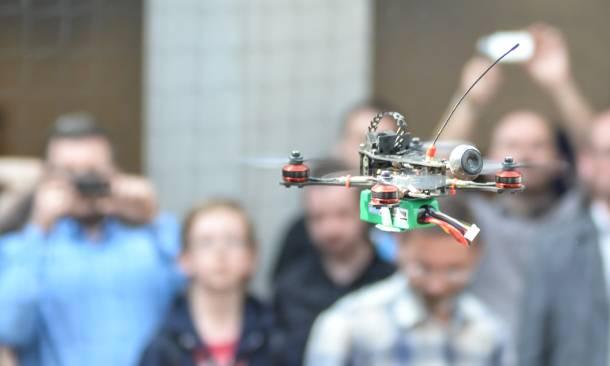 Już w ten weekend na Narodowym Międzynarodowe Targi Dronów