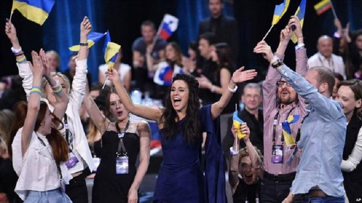 Jamala z Ukrainy wygrywa Eurowizję! Michał Szpak na ósmej pozycji