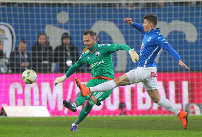 Rekordowy sezon dla finansów polskich klubów piłkarskich