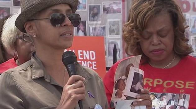 Matki apelują o pokój na ulicach Wietrznego Miasta