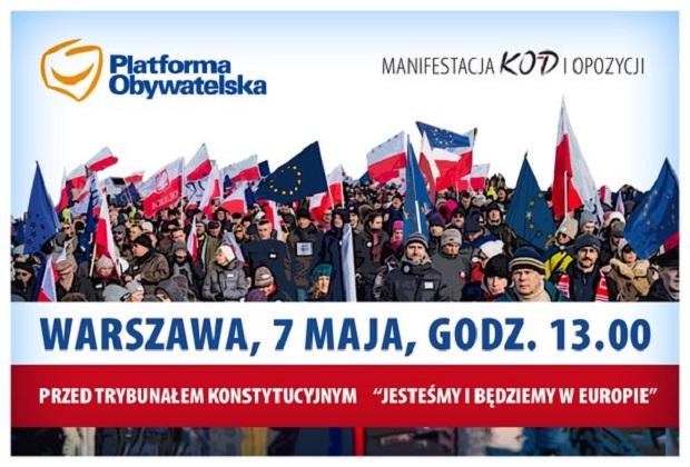 PO: PiS obawia się wyjścia Polaków na ulice. Poczta Polska nie dostarczy ponad 800 tys. zaproszeń na demonstrację