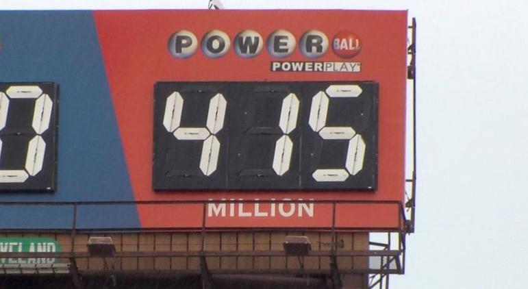 Wielka kumulacja w Powerball. Do wygrania 415 milionów dolarów