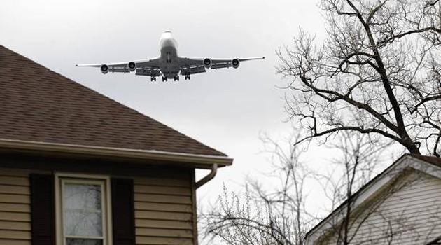 Kolejna próba zmniejszenia hałasu w rejonie lotniska O'Hare