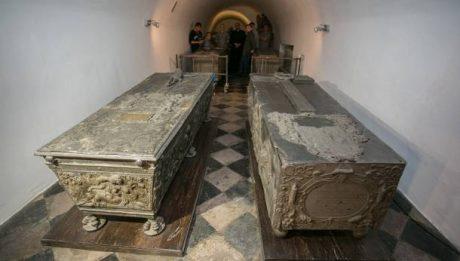 sarkofagi wawel