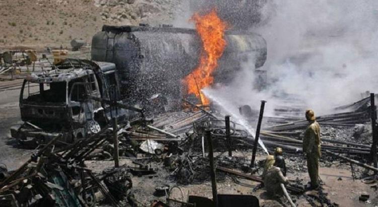 Ponad 70 ofiar zderzenia busów z ciężarówką w Afganistanie