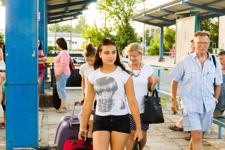 Młodzi Litwini spędzają wakacje w Białymstoku