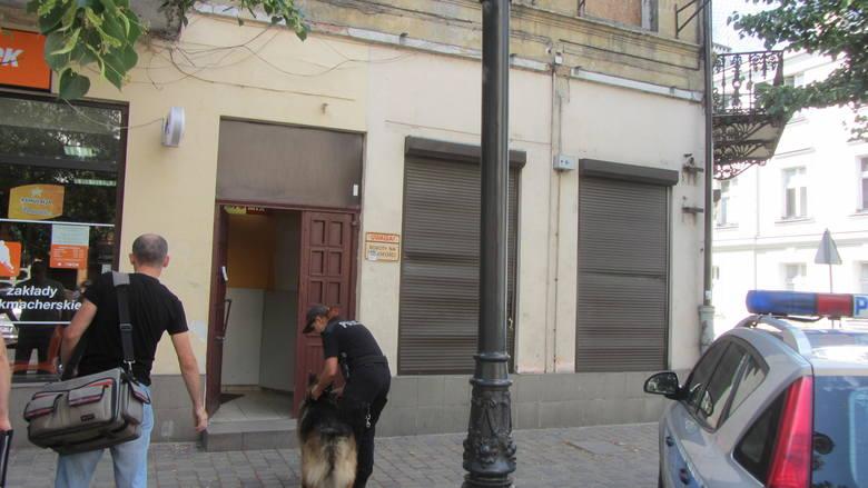 Napad na punkt Lotto we Włocławku