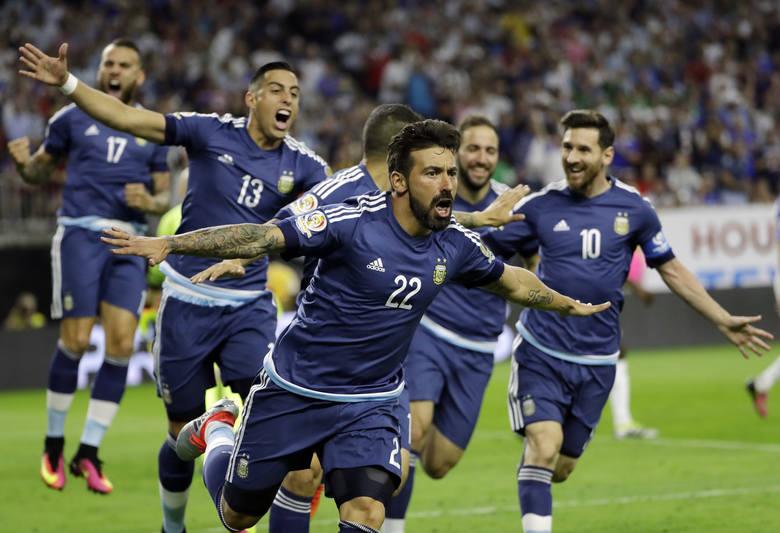 Na mundialu Argentyńczycy urządzili futbolowy festiwal