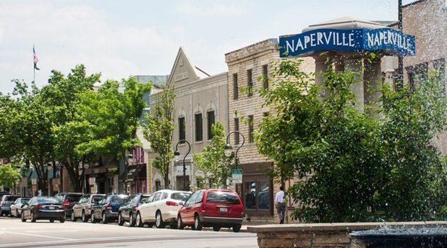 Amerykańskie miasteczka sukcesu – Naperville na 3. miejscu