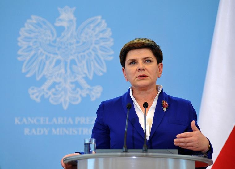 """Premier Beata Szydło przedstawiła założenia programu """"Mieszkanie+"""""""