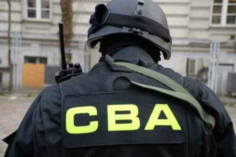 Największa akcja w historii CBA. Sprawa dotyczy wyłudzeń z SK Banku z Wołomina