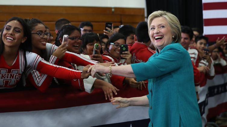 Hillary Clinton wygrała w Portoryko