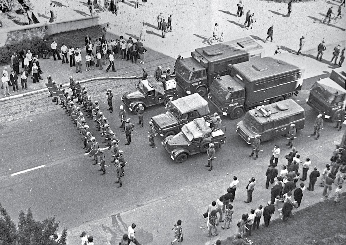 40. rocznica Czerwca '76 w Radomiu