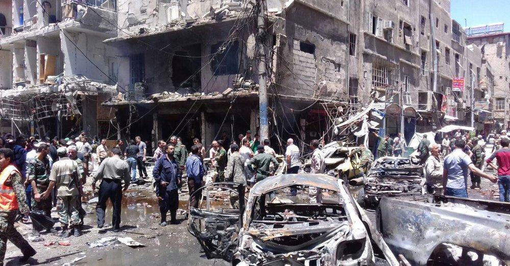 Syria: Eksplozja w Damaszku. Ofiary śmiertelne