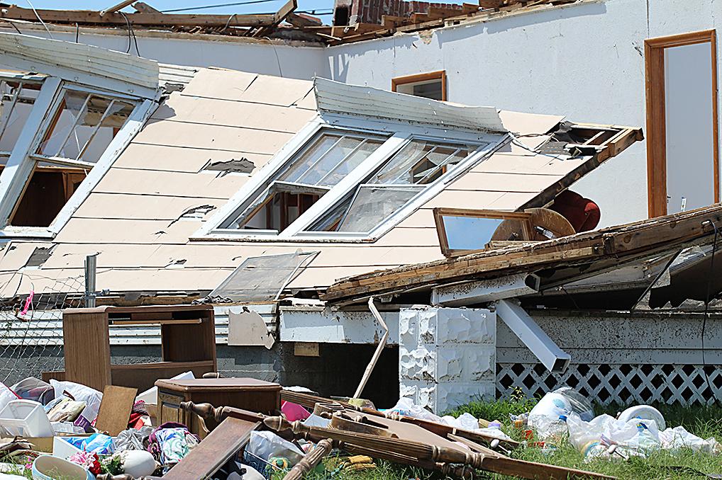Dom na Brooklynie zawalił się jak domek z kart