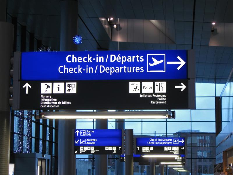 Opóźnienia na amerykańskich lotniskach z powodu awarii systemu komputerowego