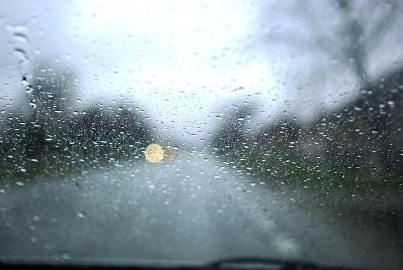 Najbliższe dni z opadami deszczu i podmuchami silnego wiatru