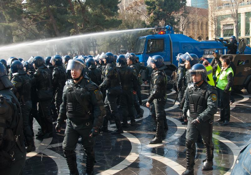 Demonstracje we Francji – wandalizm i aresztowania
