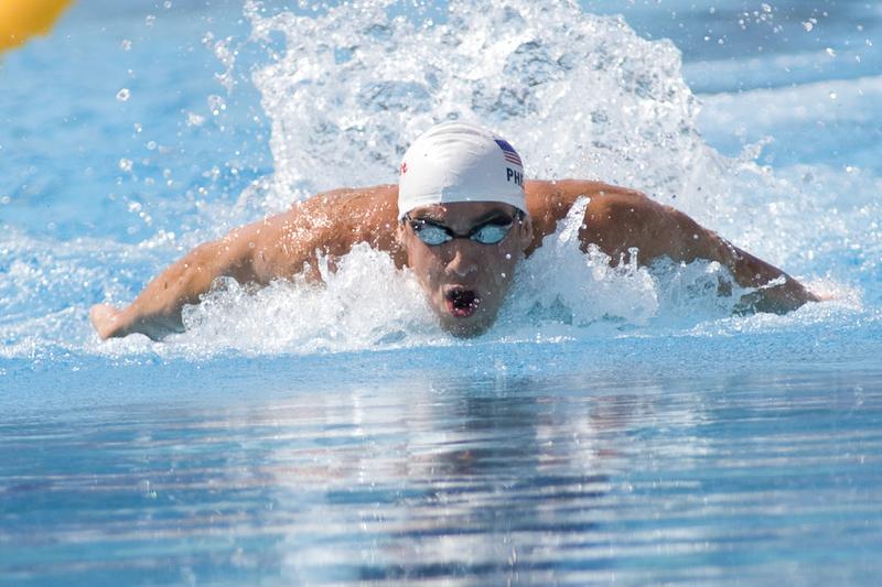 Michael Phelps zakwalifikował się na swoje piąte igrzyska olimpijskie