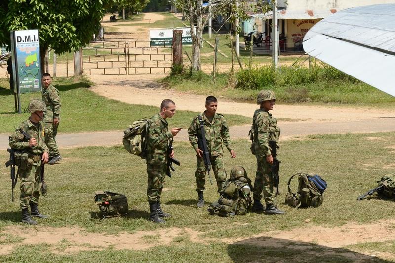 Nowe porozumienie pokojowe w Kolumbii