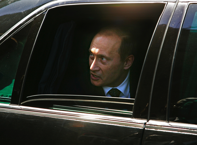 Mieszkańcy syberyjskich miejscowości niechętnie witają Władimira Putina