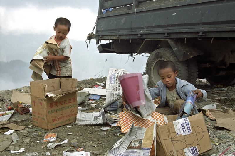 UNICEF: Co trzecie dziecko na świecie poniżej 5. roku życia jest niedożywione