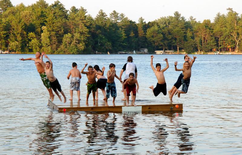 Najgorszy weekend nad wodą