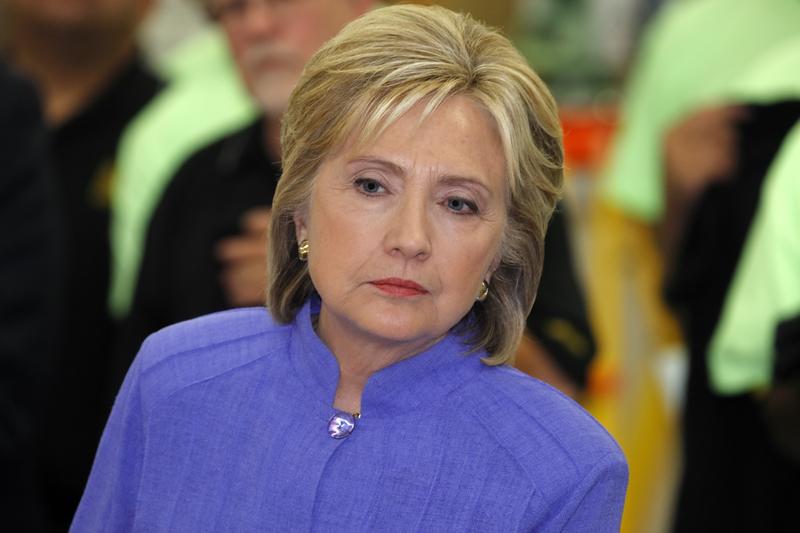 Hillary Clinton zgromadziła komplet delegatów niezbędny do nominacji