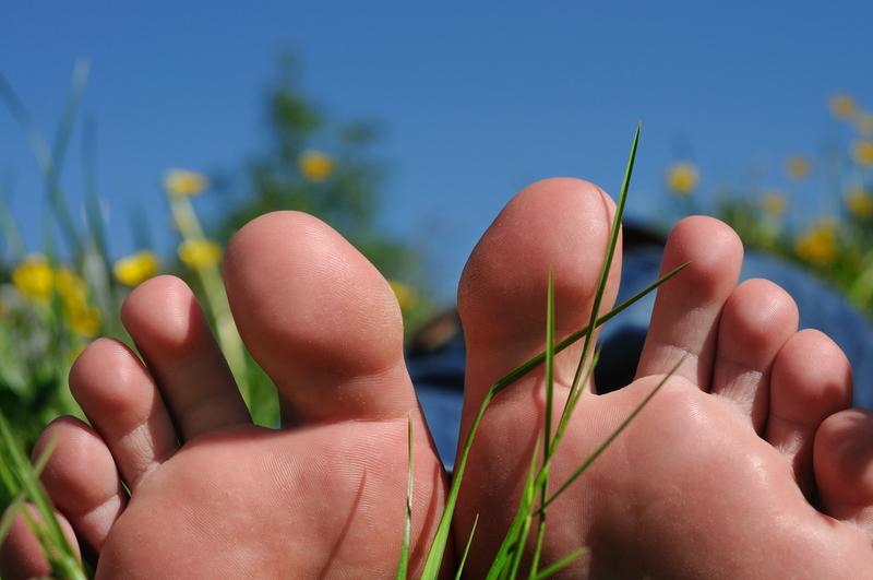 Czy potrafisz odróżnić swoje palce od nóg bez patrzenia?