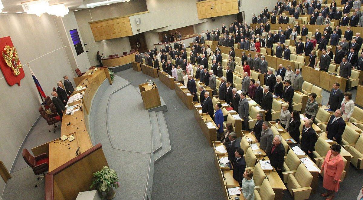 Rosja: 20 tysięcy rozporządzeń, dekretów i ustaw do unieważnienia