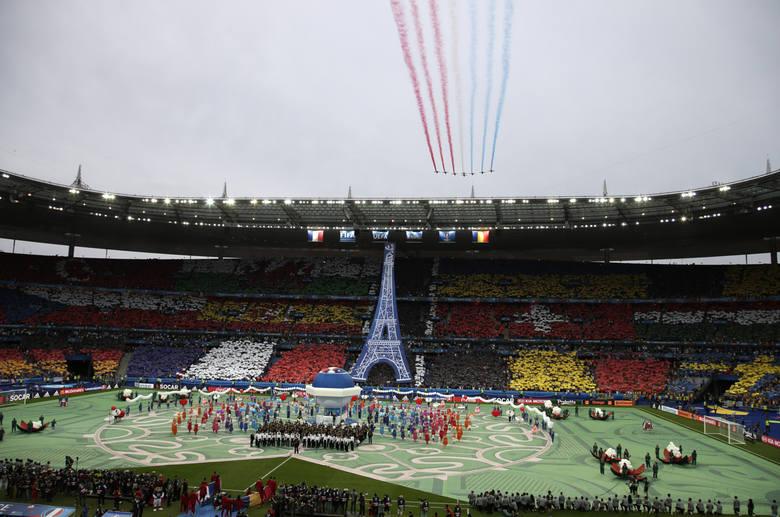 Ceremonia otwarcia Euro 2016