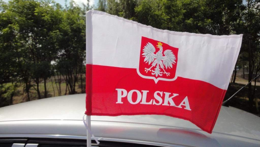 Euromania na polskich drogach