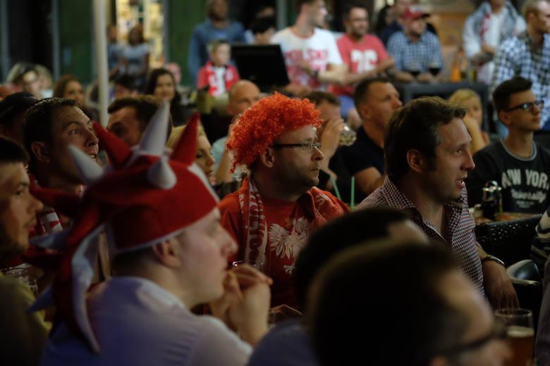 Moskwa: Polscy kibice rozczarowani grą Biało – Czerwonych