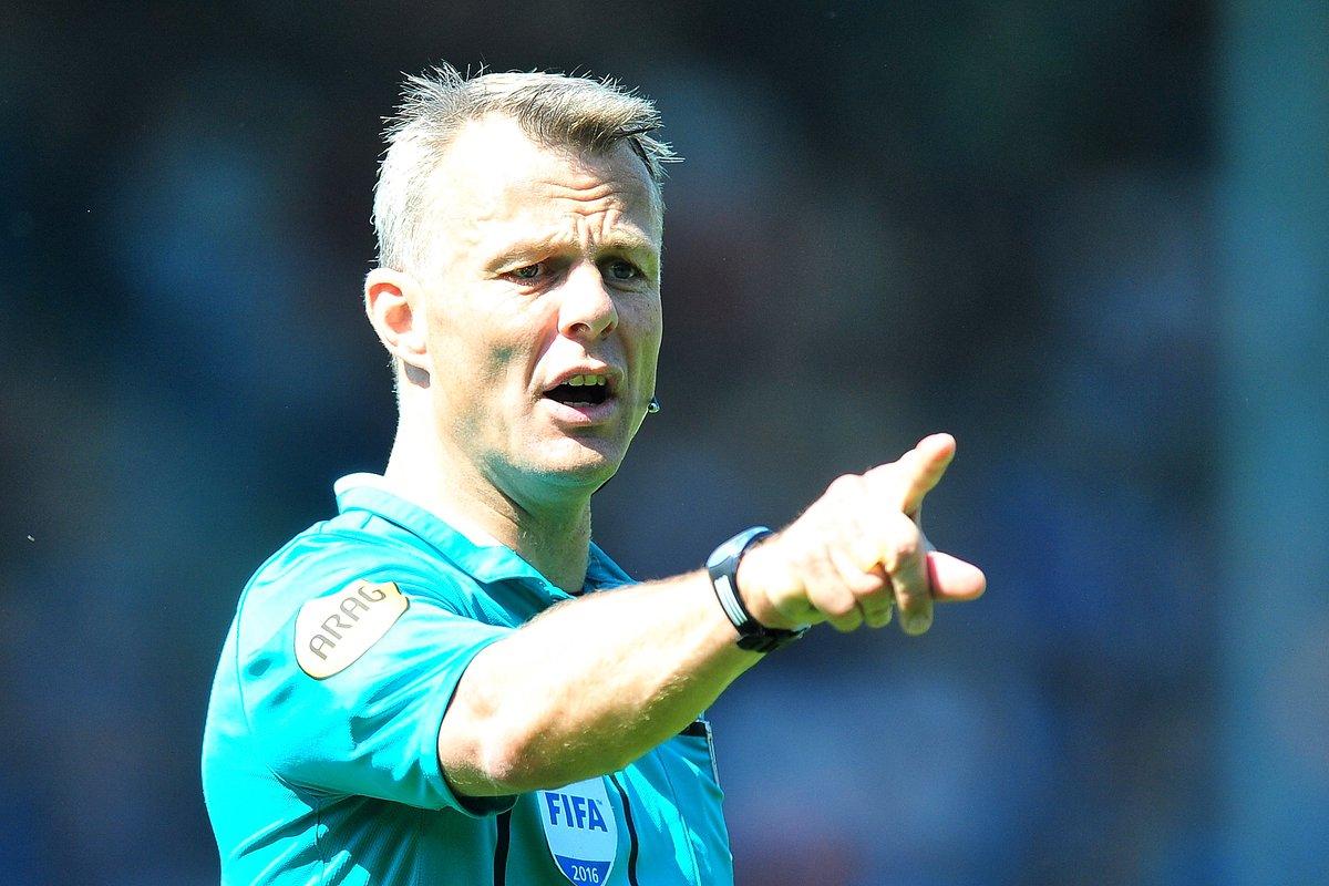 Holender Bjoern Kuipers poprowadzi mecz Polska – Niemcy