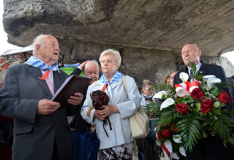 Pamięci ofiar Majdanka. Byli więźniowie złożyli kwiaty