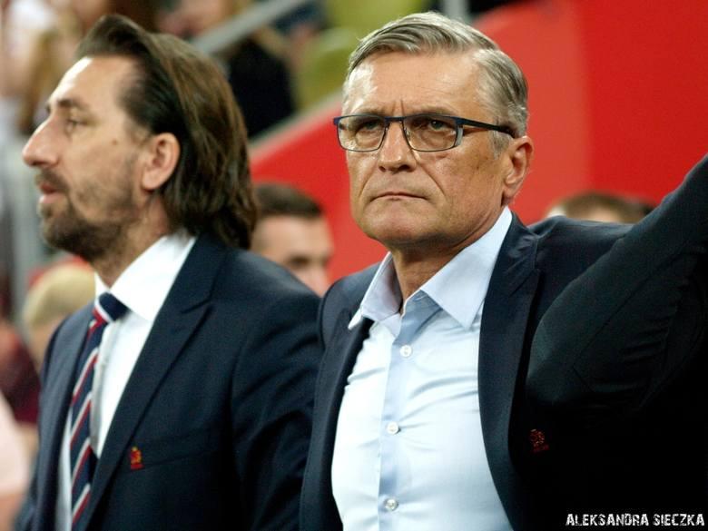 Nawałka powołał piłkarzy z polskiej ligi
