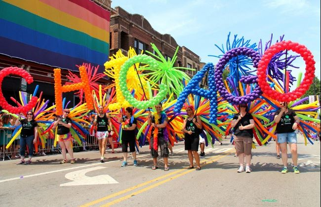 W Chicago odbyła się 47. Parada Równości