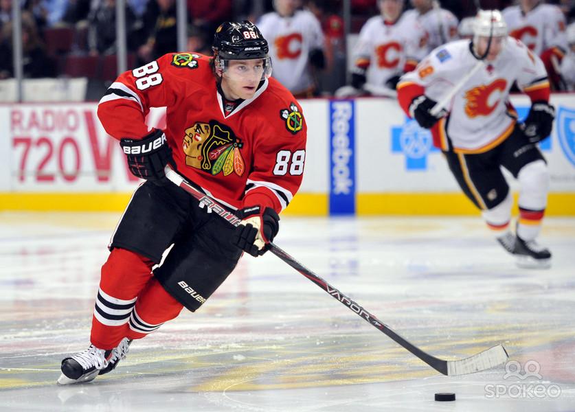 Patrick Kane najlepszym zawodnikiem NHL