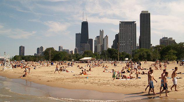 Rozpoczyna się sezon plażowy