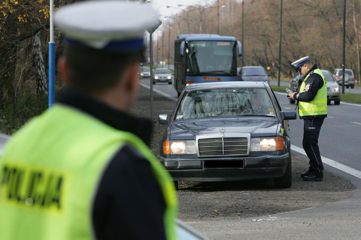 Policyjna akcja na drogach rozpoczęta