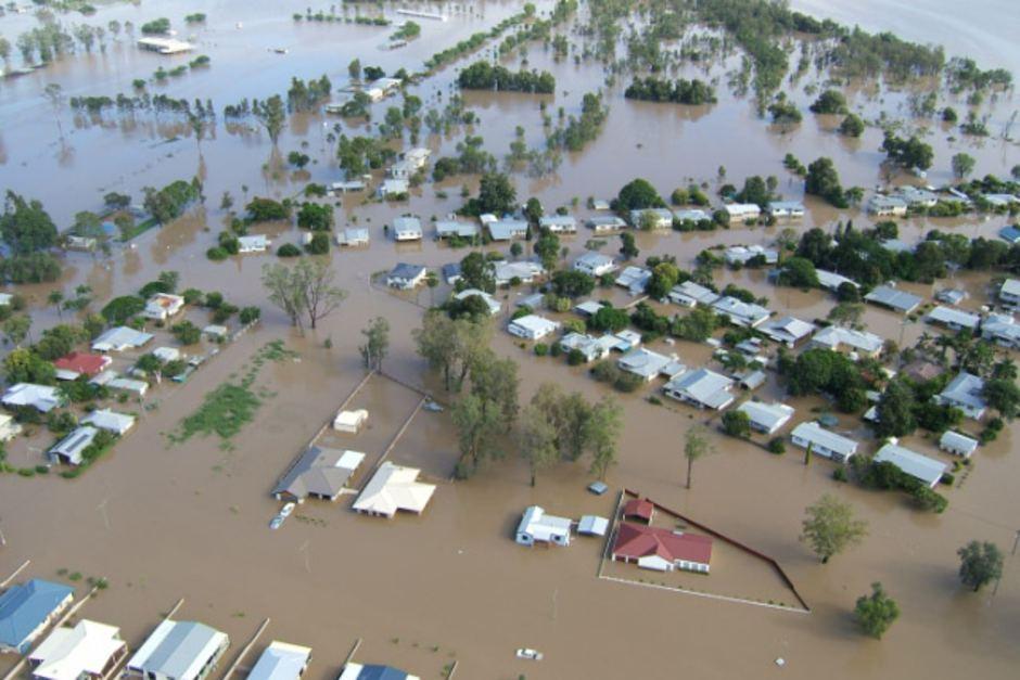Katastrofalne powodzie w Zachodniej Wirginii