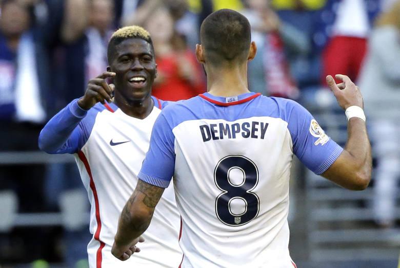 Stany Zjednoczone pierwszym półfinalistą Copa America