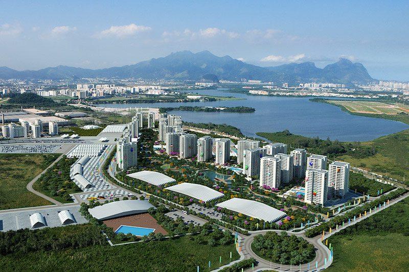Wioska olimpijska w Rio otwarta!