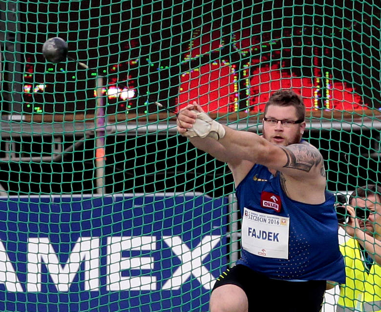 Uniwersjada: medalowe szanse Pawła Fajdka