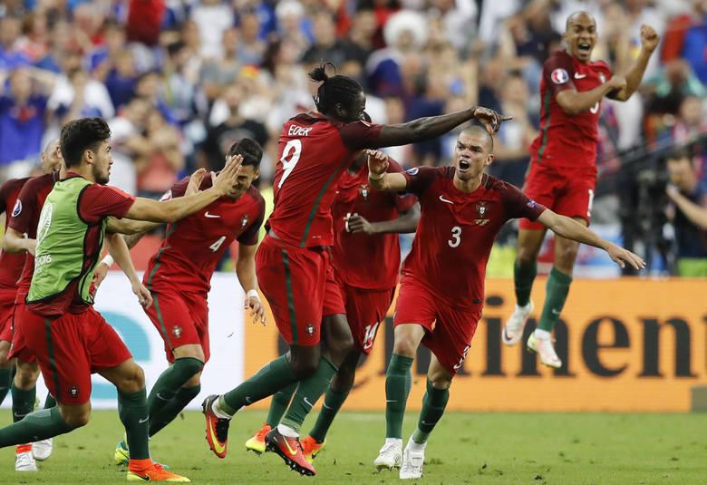 Portugalia mistrzem Europy!