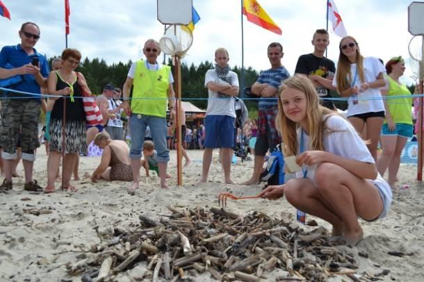 W Jantarze startują XVIII Mistrzostwa Świata w Poławianiu Bursztynu