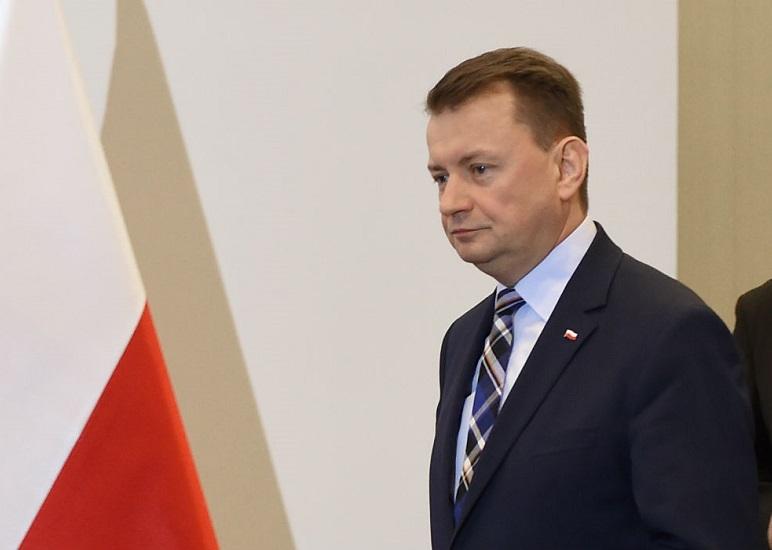 """Mariusz Błaszczak: """"Z tego co wiem, nie ma zagrożenia w Polsce"""""""